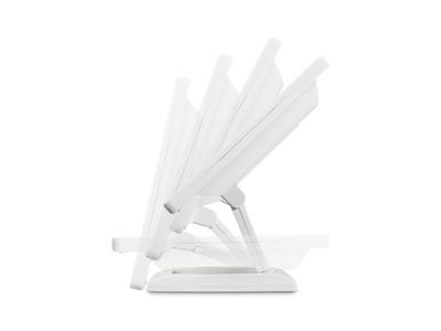 13 tommer skærm (hvid)
